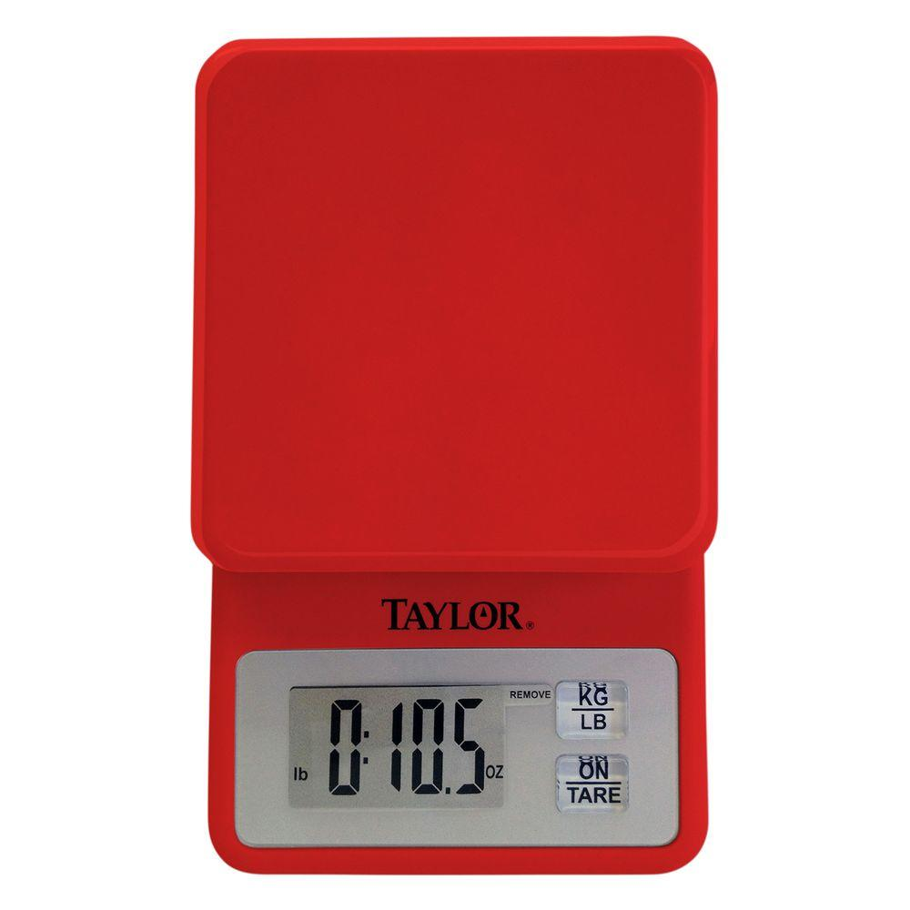 taylor compact kitchen scale review